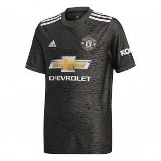 Kindertrikot für draußen Manchester United 2020/21