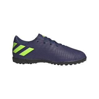adidas Nemeziz Messi 19,4 TF Junior-Schuhe