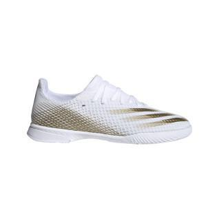 Chaussures kid adidas X Ghosted.3 Indoor