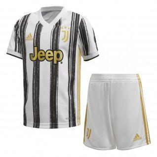 Juventus Turin 2020/21 Home Mini-Kit