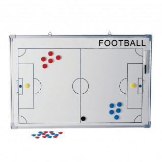 Magnettafel - Fußball - 90 x 60 cm