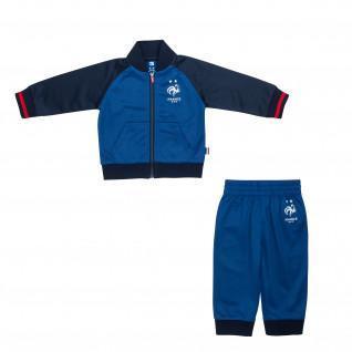 Trainingsanzug Baby Fan Frankreich
