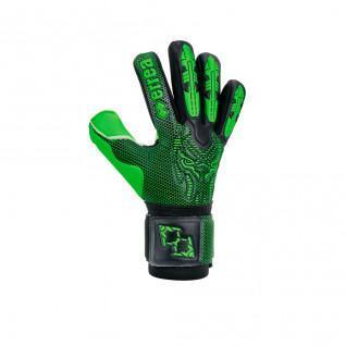Errea black panther fluo edition Junior-Handschuhe
