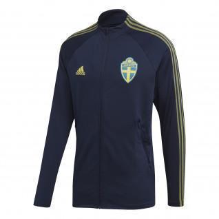 Pre-Match-Jacke Suède 2020