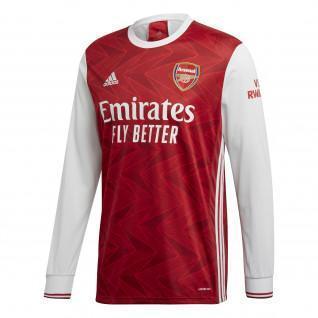 Arsenal 2020/21 langärmeliges Heimtrikot