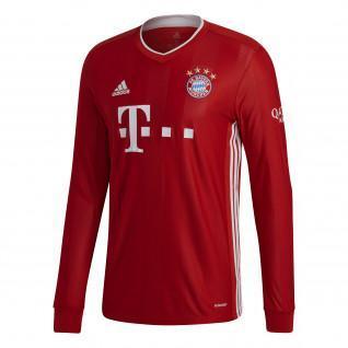 Bayern 2020/21 Langarm-Heimtrikot