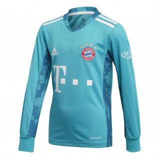Trikot des Juniorentorhüters von Bayern 2020/21