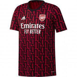 Arsenal Trikot vor dem Spiel 2020/21