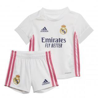 Real Madrid 2020/21 Mini-Kit für Zuhause