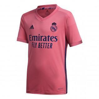 Kindertrikot für draußen Real Madrid 2020/21