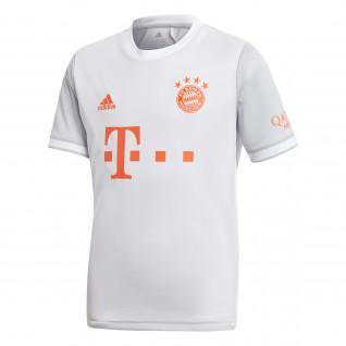 Bayern 2020/21 Junior-Freizeittrikot