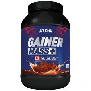 Topf Apurna Gainer Mass Plus - Chocolat - 2Kg
