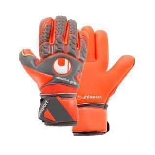 Uhlsport Aerored Absolutgrip Finger-Surround-Handschuhe