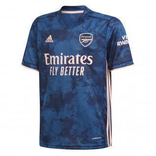 Arsenal Juniorentrikot 2020/21 Drittes