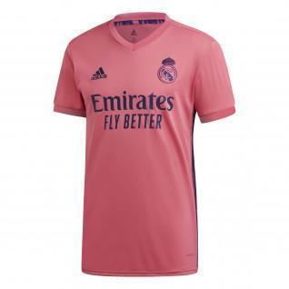 Real Madrid 2020/21 Outdoor-Trikot