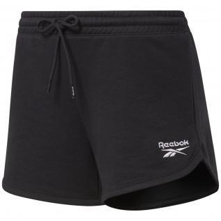 Damen-Shorts Reebok Identity French Terry
