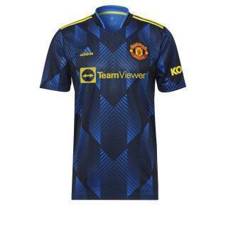 Drittes Trikot Manchester United 2021/22