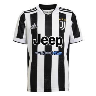 Juventus Heim Kind Trikot 2021/22