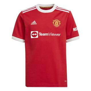 Kinderheim Trikot Manchester United 2021/22