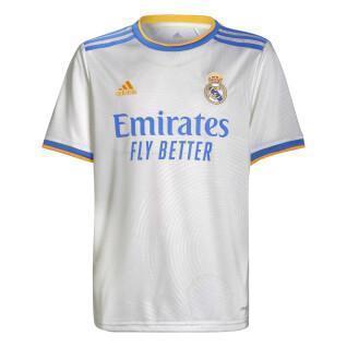 Kinderheim Trikot Real Madrid 2021/22