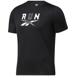T-shirt Reebok Running Speedwick Graphic