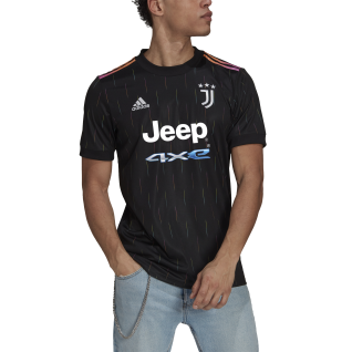 Trikot für draußen Juventus 2021/22