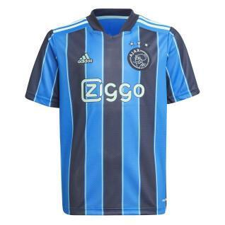 Kindertrikot Ajax Amsterdam extérieur 2021/22