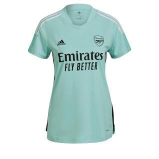 Damen-Trainingstrikot Arsenal Tiro 2021