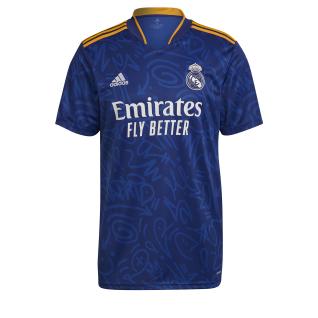 Kindertrikot für draußen Real Madrid 2021/22