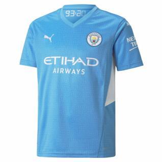 Heimtrikot Manchester City 2021/22