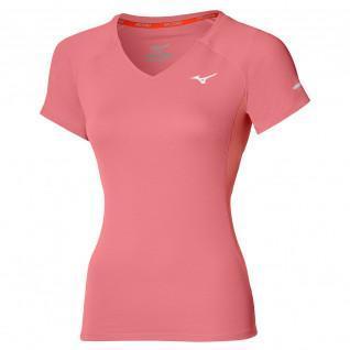 Damen-T-Shirt Mizuno Alpha Sun Protect
