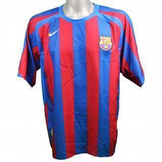 Heimtrikot Barcelona 2005/2006 Deko