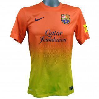 Barcelona Outdoor-Trikot 2012/2013 iniesta