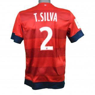 Aussentrikot PSG 2012/2013 T.Silva L1
