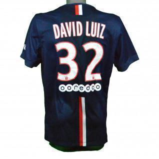 Heimtrikot PSG 2014/2015 David Luiz L1