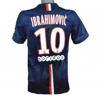 Heimtrikot PSG 2014/2015 Ibrahimovic L1
