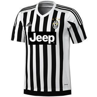 Heimtrikot Juventus 2015/16 Pogba
