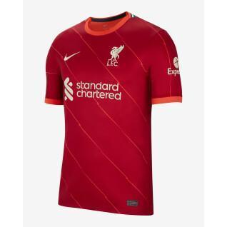 Authentisches Heimtrikot Liverpool FC 2021/22