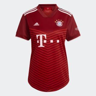 Frauen-Heimtrikot fc Bayern Munich 2021/22