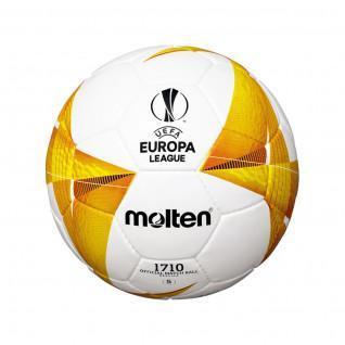Geschmolzener UEFA Europa League Trainingsplatz Ball