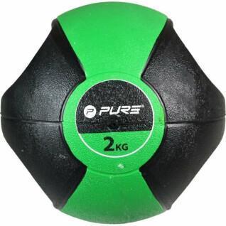 Medizinball Pure2Improve handles 2Kg
