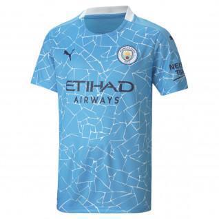 Kinderheim Trikot Manchester City 2020/21