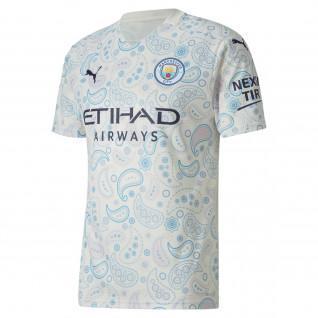 Manchester City 2020/21 drittes Trikot