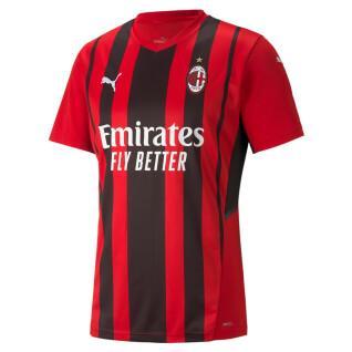 Heimtrikot Milan AC 2021/22