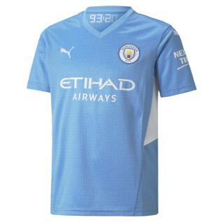 Kinderheim Trikot Manchester City 2021/22