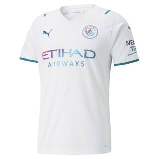 Trikot für draußen Manchester City 2021/22