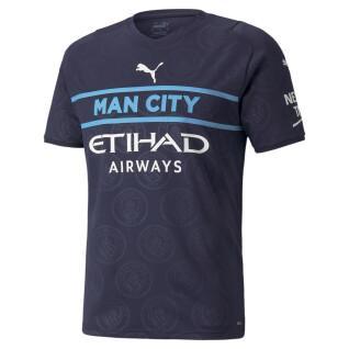 Drittes Trikot Manchester City 2021/22