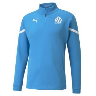 Sweatshirt mit 1/4-Reißverschluss vor dem Spiel OM 2021/22