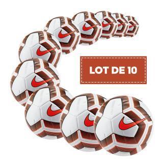 10er-Pack Nike Strike Pro-Team-Ballons