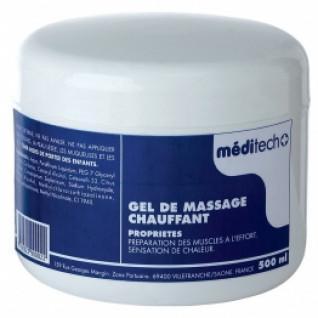 Wärmendes Massage-Gel - 500 ml